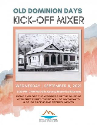 Chamber Mixer Flyer