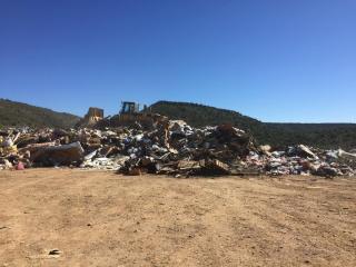 Photo of Gila County Landfill
